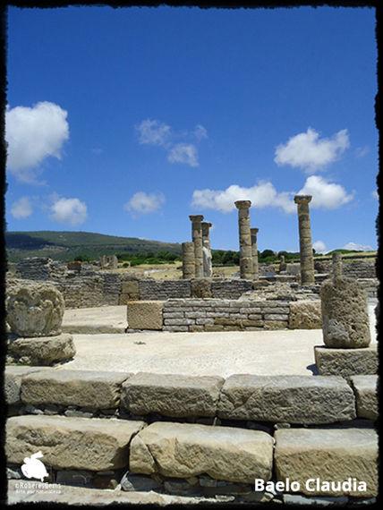 Antigua ciudad romana Baelo Claudia. Tarifa.