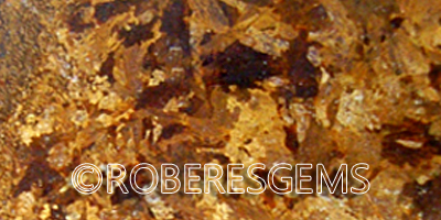 Broncita mineral de hierro RoberesGems