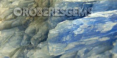 Cianita cristal RoberesGems