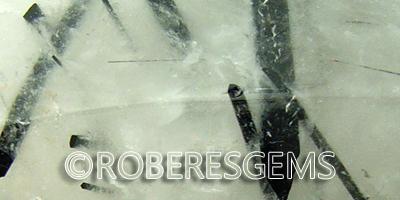 Cuarzo Turmalinado cristal RoberesGems