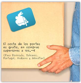 19c29daf5 Portes gratuitos Península y Baleares. - Roberes Gems