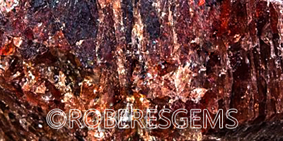 Granate. Grupo del Granate RoberesGems