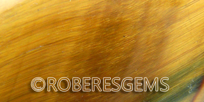 Ojo de tigre Cuarzo RoberesGems