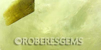 Prehnita cristal RoberesGems