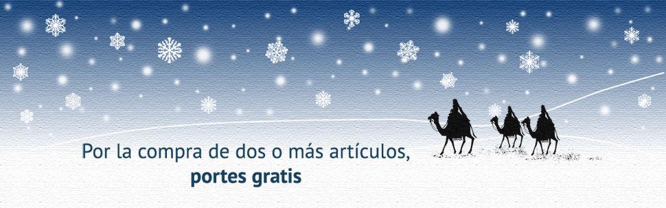 Portes gratis Navidades 2013 RoberesGems