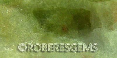 Vesubianita Idocrasa cristal RoberesGems