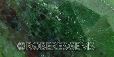 Zoisita cristal RoberesGems